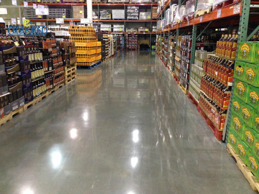 修复地坪使用密封固化剂更划算