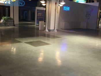 广东中山海纳城地下商场